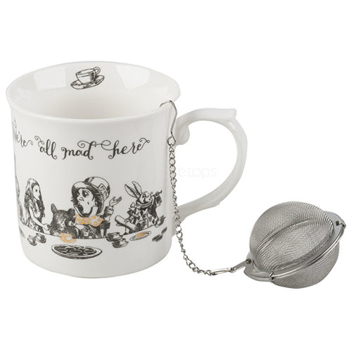 High Tea Infuser Mug