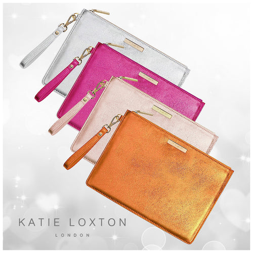 Luxe Clutch Bag