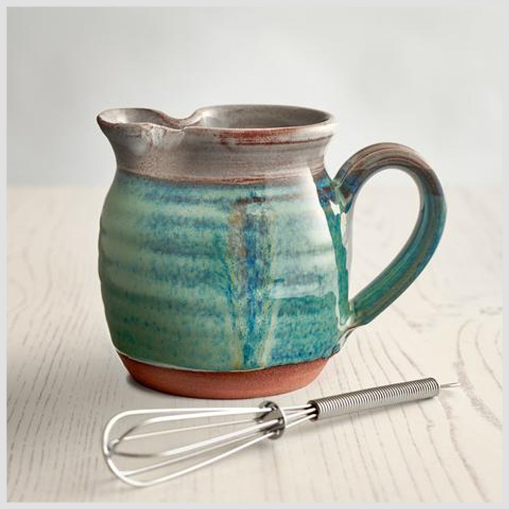 Jug with Whisk