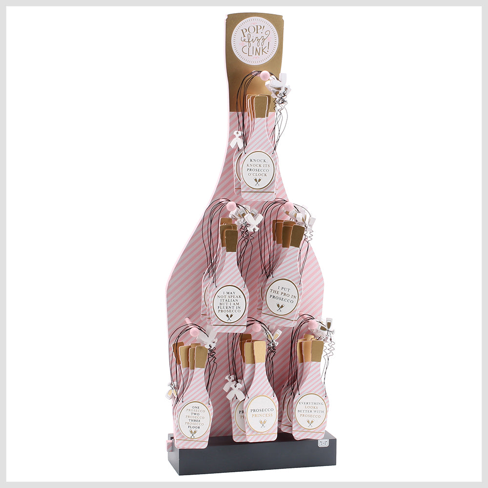 Prosecco Hanging Decoration