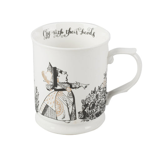 Queen of Hearts Tankard Mug
