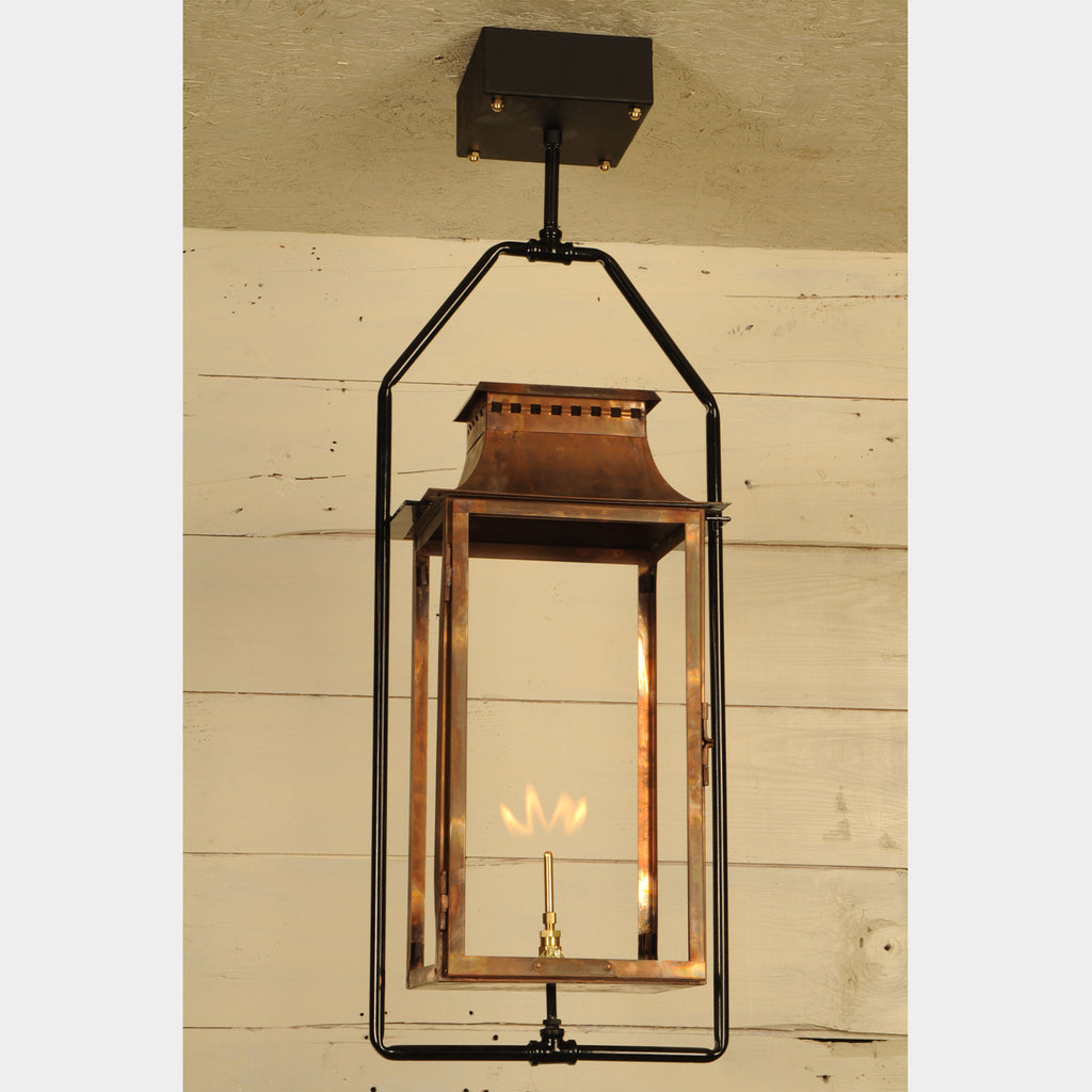 Ashton Copper Lantern