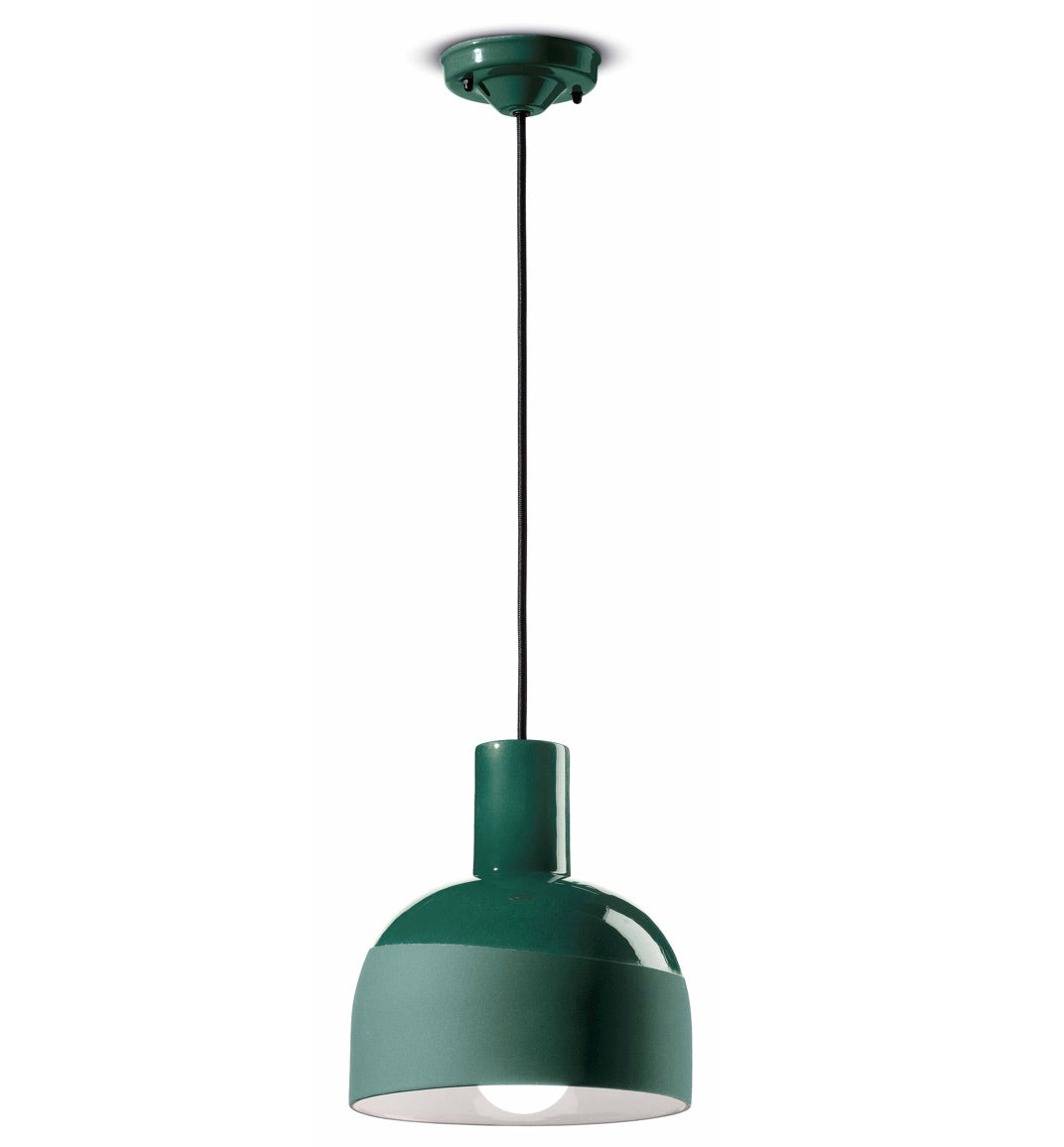 C2400 Decò Caxixi - VEB Bottle Green