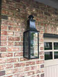 Luxe Copper Lantern - Outdoor - Tower Lighting