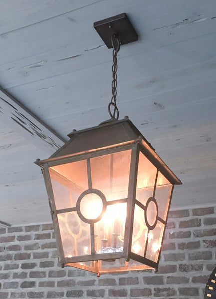 Payne Copper Lantern