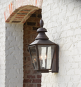 Burridge Copper Lantern