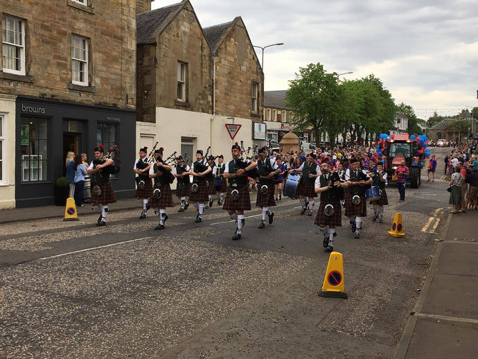 Penicuik on Parade 27th May 2017