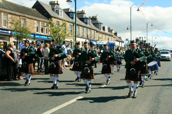 Glencorse Pipe Band Gala Day Pipe Band Services