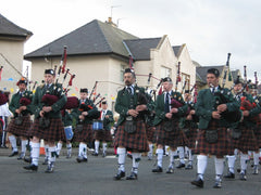 pipe band for hire