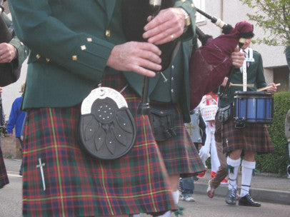 Hire Glencorse Pipe Band