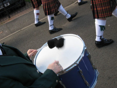 Glecorse Pipe Band Blog