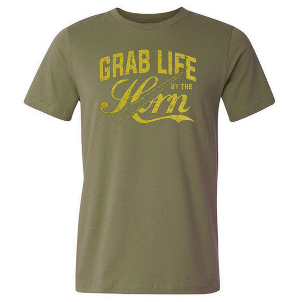 Grab Life By The Horn T-Shirt