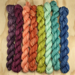 Wellspring Catkin Mini Skein Bundle - Summer