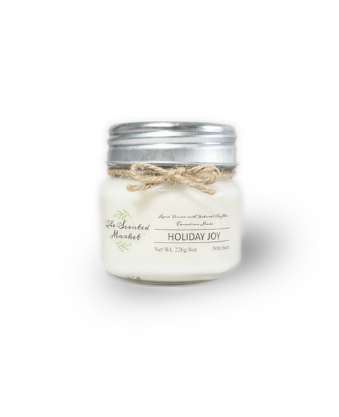Candle - Small (8 oz) - Holiday Joy