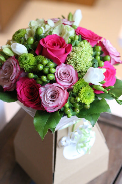 FF - 2021-01 - January 29th - Friday Flowers Bouquet - REGULAR SIZE
