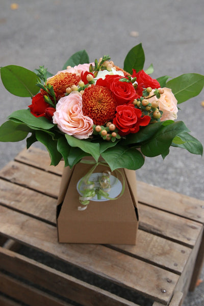 FF - 2020-10 - OCTOBER 2ND - Friday Flowers Bouquet - DELUXE SIZE