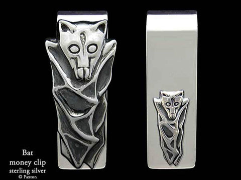 Bat Money Clip