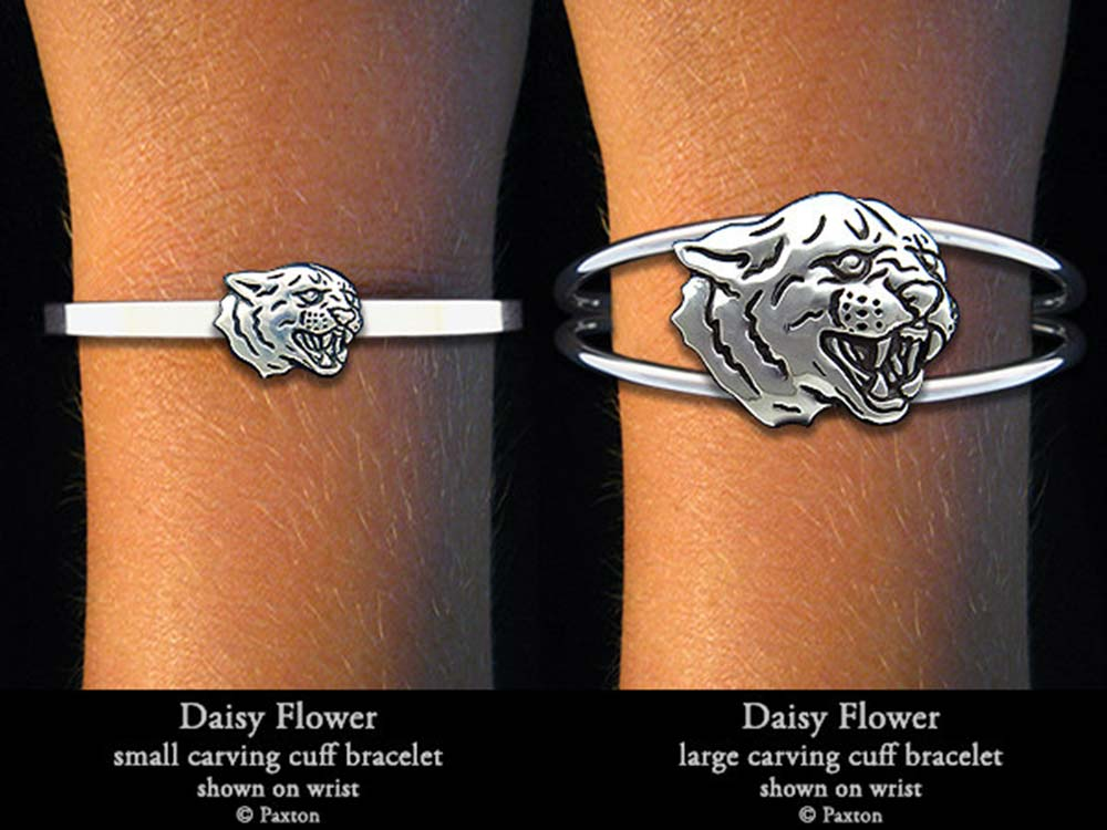 47501323f61c9 Cougar Panther Cuff Bracelet Sterling Silver – Paxton Jewelry