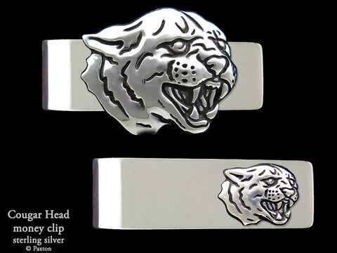 Cougar Panther Money Clip