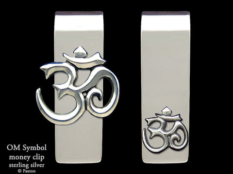 OM Money Clip