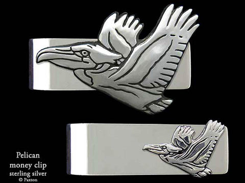 Pelican Money Clip