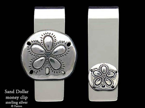 San Dollar Money Clip