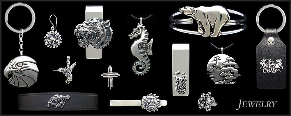Sterling Silver Jewelry by Paxton