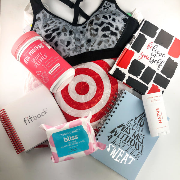 targetrun on your to-do list? these health + wellness finds