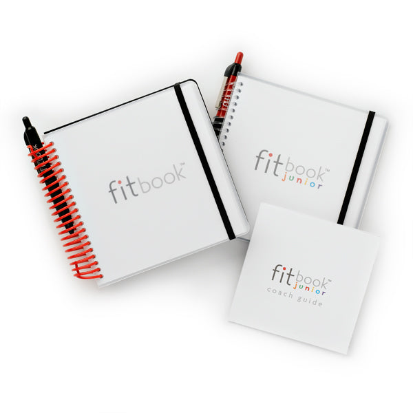 fampack: fitbook junior + fitbook bundle