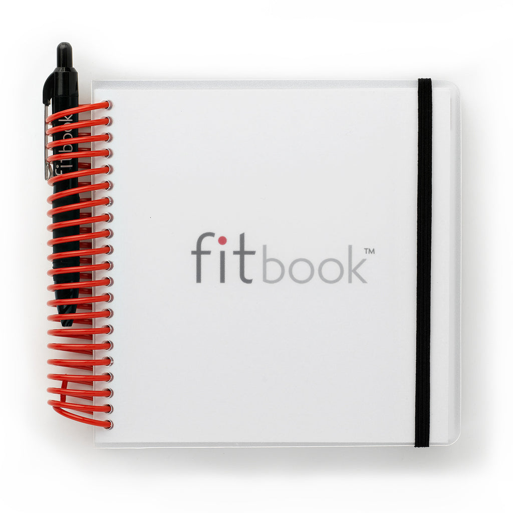fitbook®: fitness tracker and food journal