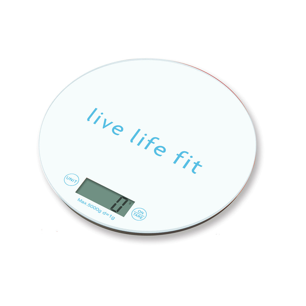 digital food scale: casepack of 12
