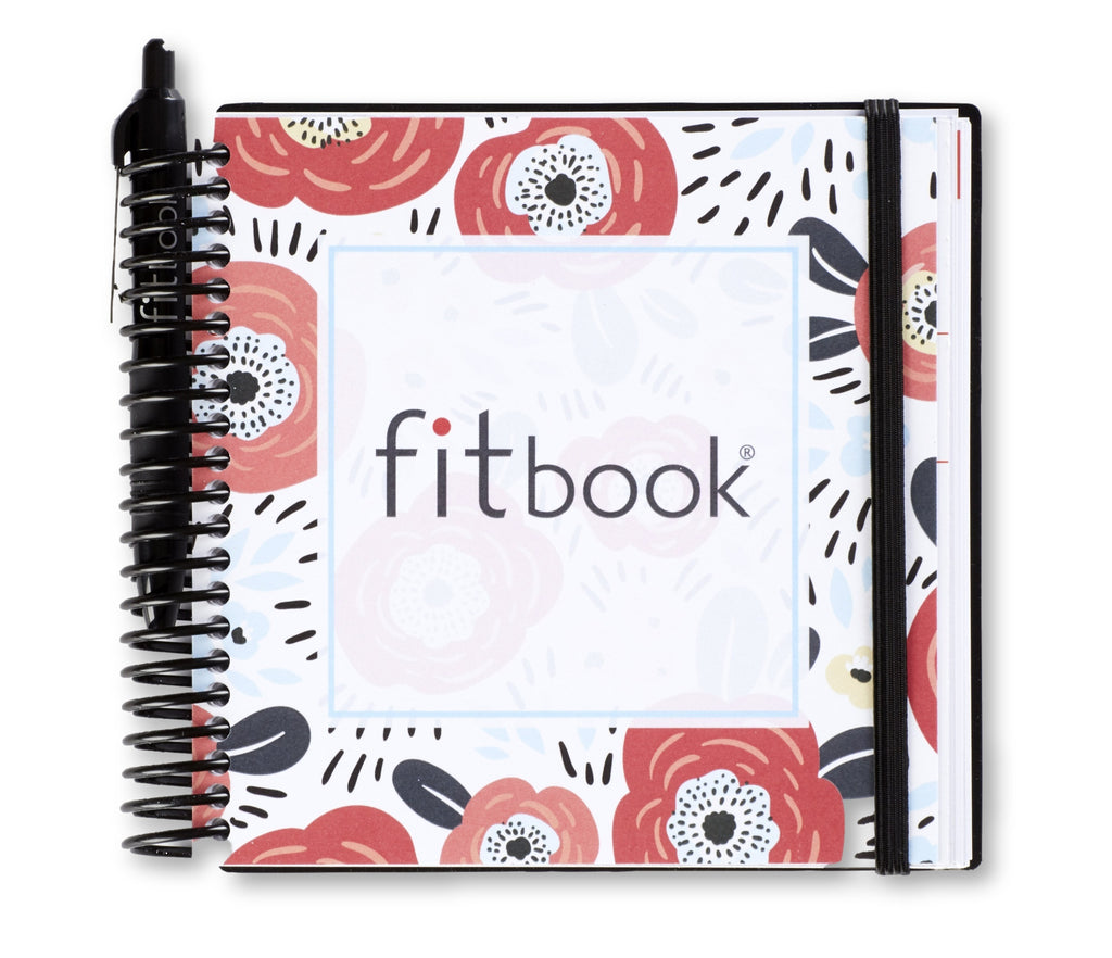 fitlosophy floral fitbook [limited edition]