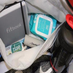 5 gym bag essentials to go from work to workout