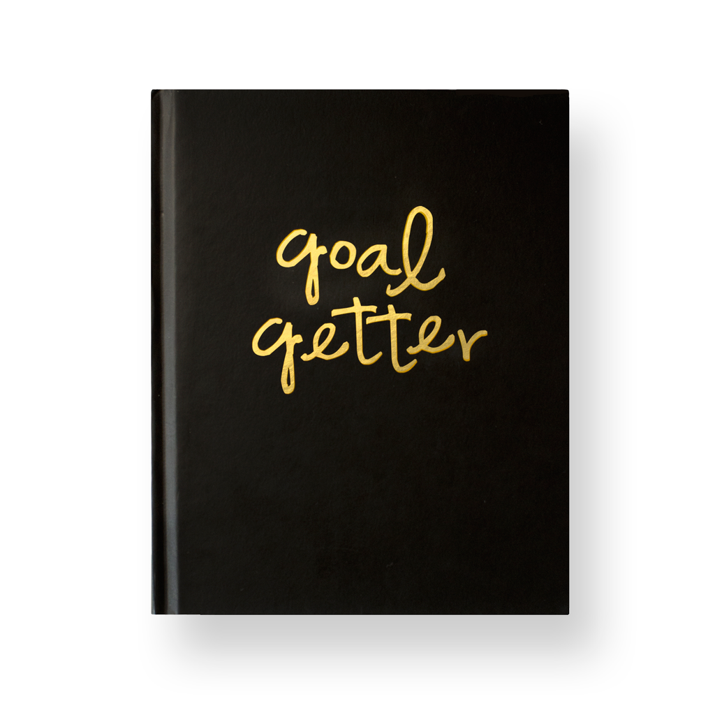 goal getter: fitspiration gratitude + fitness journal [casepacks]