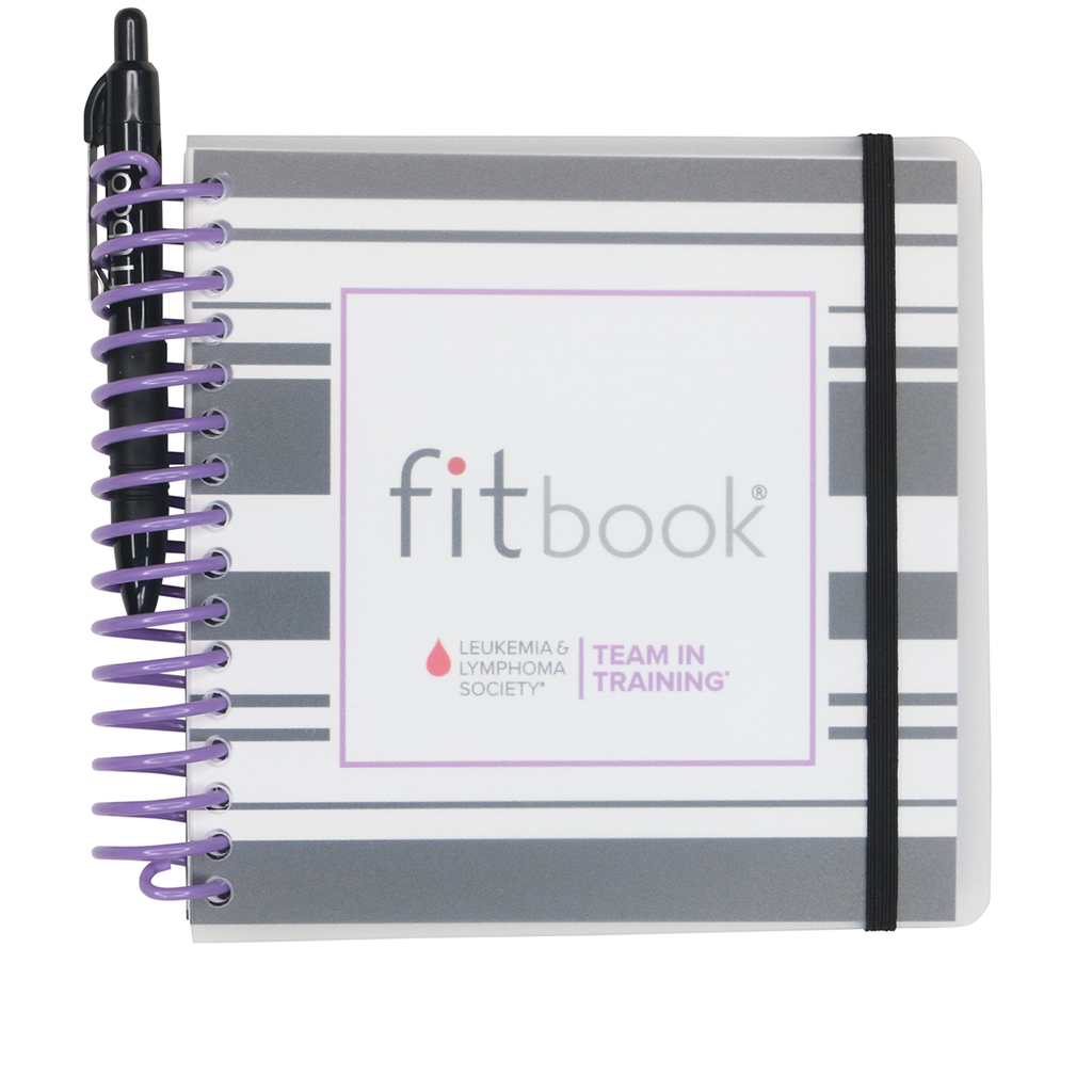 fitbook tnt [limited edition]: train to beat cancer