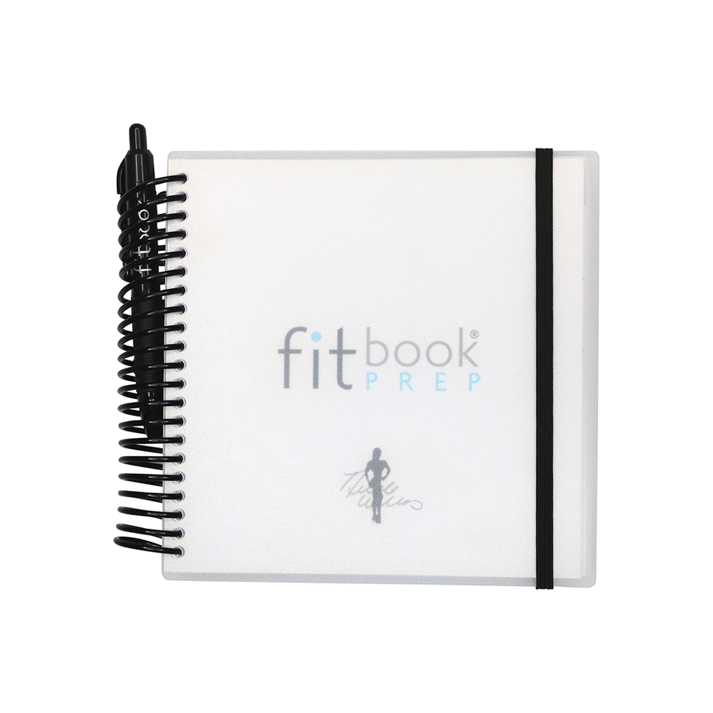 fitbook prep: 12-week journal for fitness competitors
