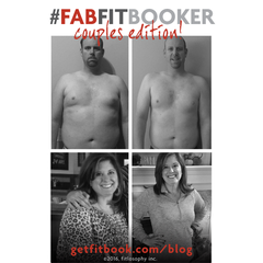 #fabfitbooker couples edition: sam + brad's fitbook fate
