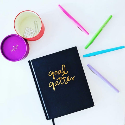 how this goal getter dietitian manages stress through journaling