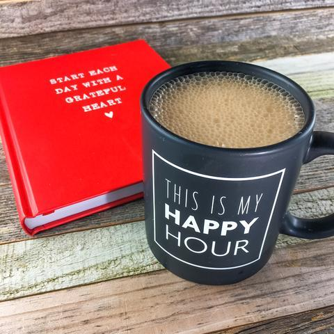 bulletproof coffee 101: happiness in a cup