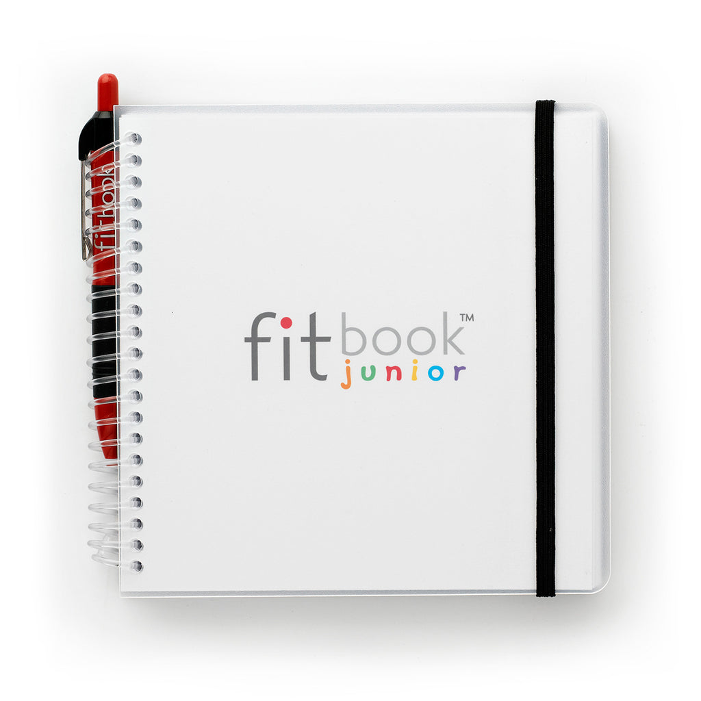 fitbook junior: healthy goal setting for kids