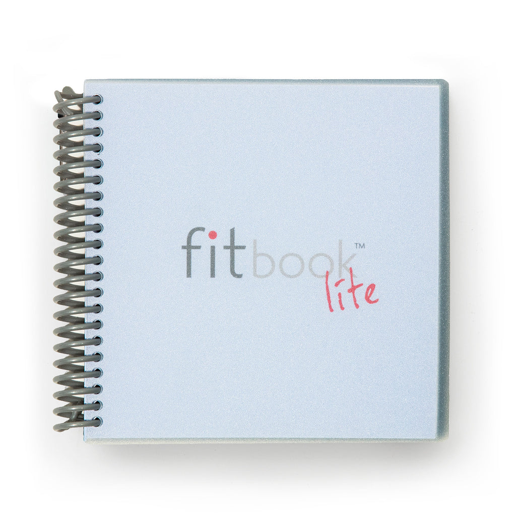 fitbook lite: 6-week fitness journal for healthy weight loss [casepack of 24]