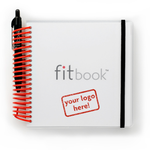 custom fitbook - add your logo