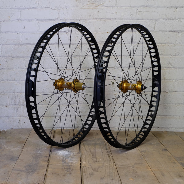 Hope - Northpaw 26+ Fatbike Wheelset