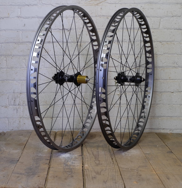Hope - Northpaw 29+ Fatbike Wheelset