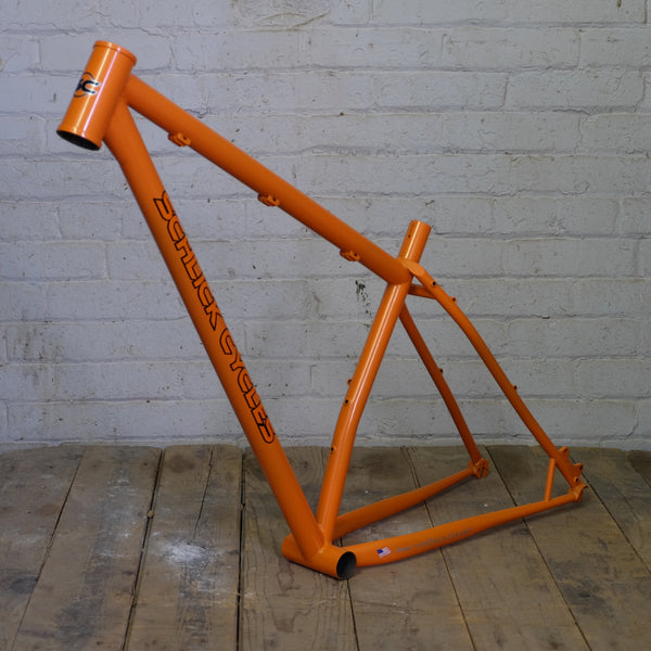 "Schlick Tashunka 29+ Frame 18"" Orange"