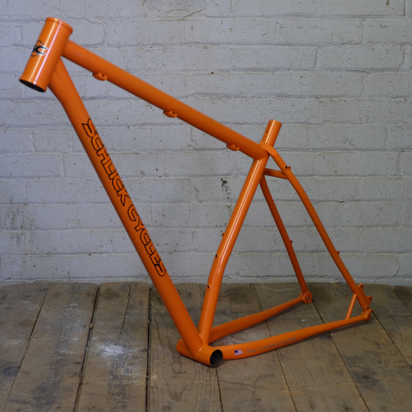 "Schlick Tashunka 29+ Frame 20"" Orange"