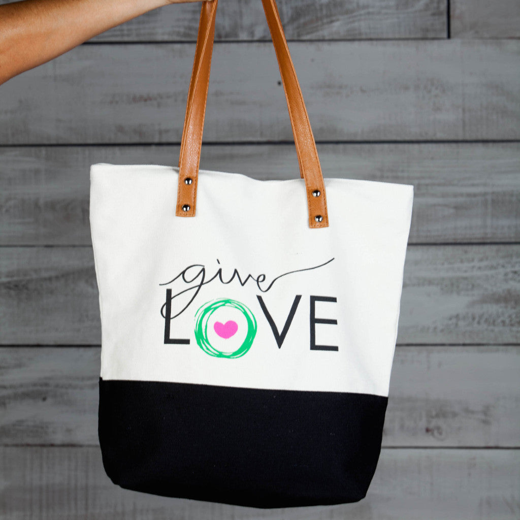 VIDA Tote Bag - Love Is Love Tote by VIDA CS0WtjQ
