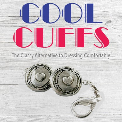 CDV cufflinks by  Cool Cuffs