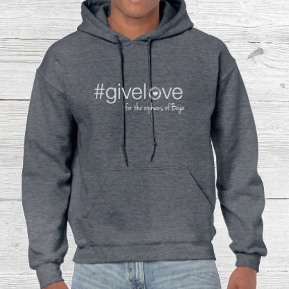 #GiveLove Unisex Hoodie
