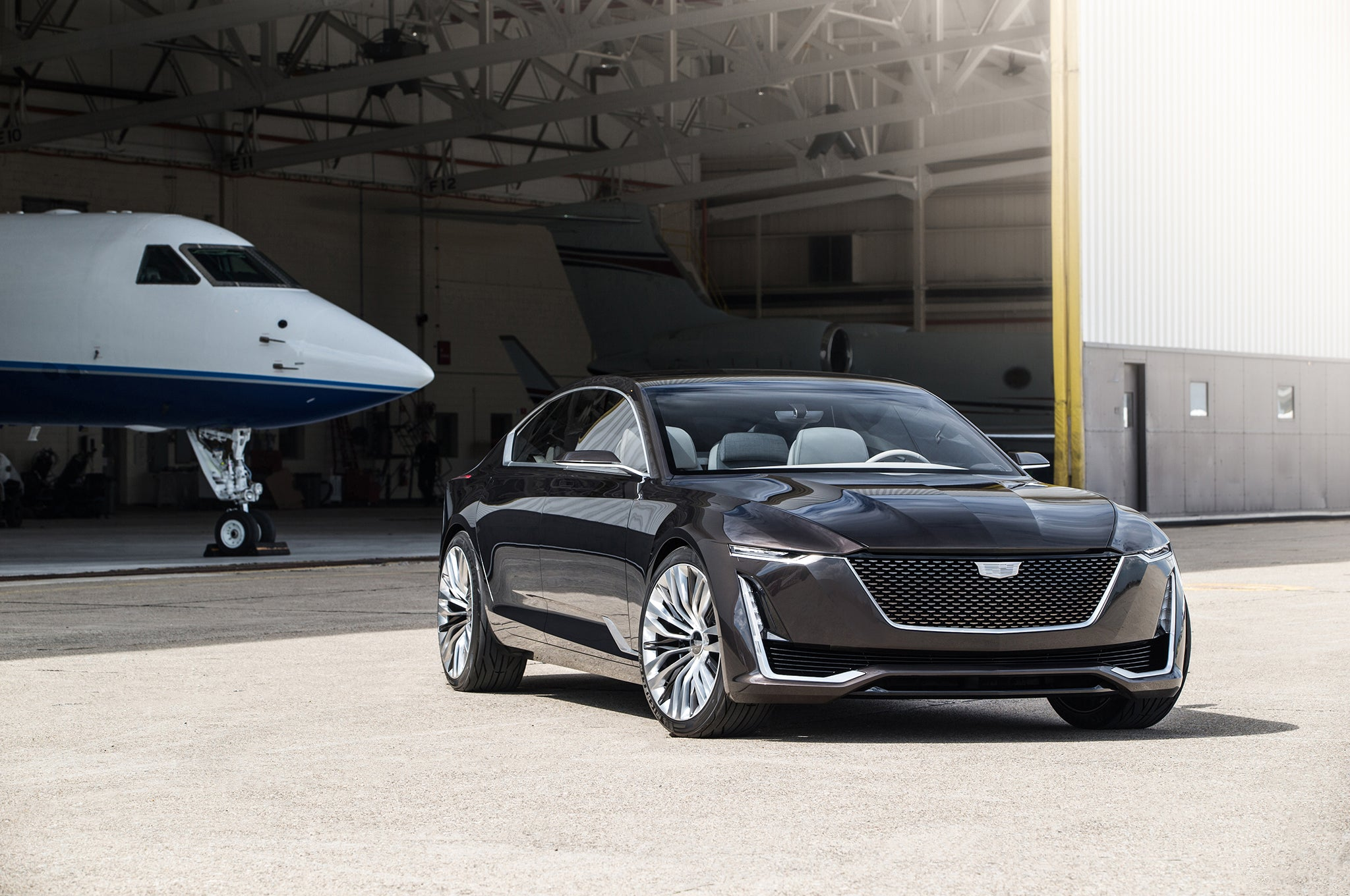New Cadillac  Escala Concept
